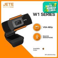 Jete Webcam W1 VGAX 680 P - Webcam - Garansi Resmi