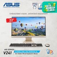 Asus AIO All In One PC V241FAT-BA341T (I3 8145U, 1TB, Touch Screen)