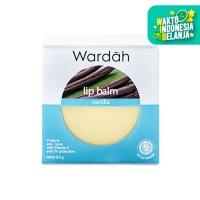 Wardah Lip Balm Vanilla 6.5 g
