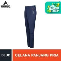 Eiger Scrambling Pants - Blue - Biru, S