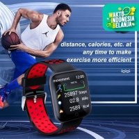 AOLON Smartwatch K2 - HD TFT, 2.5 Tempered Glass, Smart Health