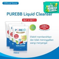 Pure BB Liquid Cleanser Refill 700ml Combo ( Buy 2 Get 1 )