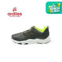 Ardiles Men Scleropta Sepatu Running - Hijau
