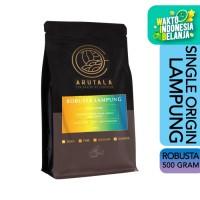ARUTALA Kopi Lampung Robusta Coffee 500 Gram
