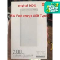Powerbank Xiaomi Power Bank 3 20000mAh 18W Two-way Quick Charge