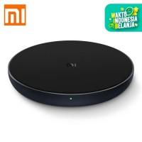 Original XIAOMI Mi Qi Wireless Charging Pad 10W Fast Charge - WPC01ZM