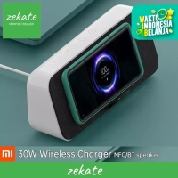 Xiaomi Wireless Charger 30W Max Safe NFC/BT Speaker