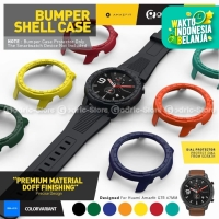SIKAI BUMPER DOFF Hard Case Screen Protector Cover Amazfit GTR 47mm