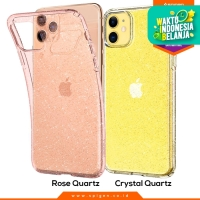 Case iPhone 11 Pro Max / Pro / 11 Spigen Liquid Crystal Glitter Casing