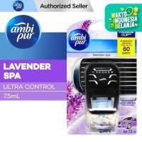 AmbiPur Car Lavender Spa Ultra Control 7.5ml