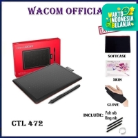 Wacom One by CTL-472/K0-CX Creative Pen Tablet CTL472 CTL 472 K0 CX