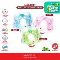 Babiesfirst Baby Neck Ring / Pelampung Leher Bayi / Ban Renang Bayi