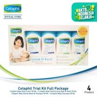 Cetaphil Baby Trial Kit Full Package