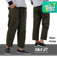 FTSL Celana Panjang Cargo katun Pangsi Sirwal