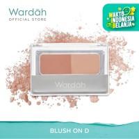 Wardah Blush On D 4 gr