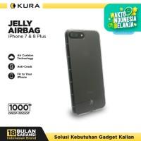 KURA Case Jelly Airbag - iPhone 7 Plus 8 Plus