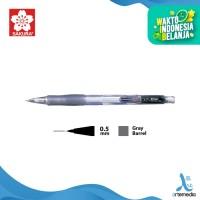 Sakura Nocks Mechanical Pencil - Pensil Mekanik 0.5mm - GRAY