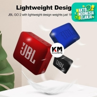 Speaker Bluetooth Portable JBL Go 2 Wireless Speaker Extra Bass