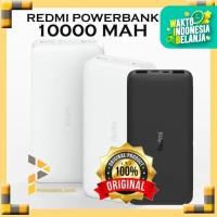 REDMI Powerbank Xiaomi 10000mAh - REDMI PB Xiaomi Power Bank 10000 mAh