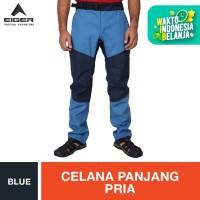 Eiger Fearless Pants Softshell - Blue - Biru, XL