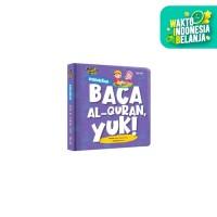 HALO BALITA PENUNTUNBACA AL QUR'AN YUK! BOARDBOOK
