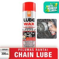 Pelumas Rantai Anti Karat Tahan Air PRIMO LUBE WAX 300 ml