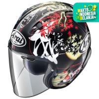 Arai VZ RAM ORIENTAL 2 Original SNI Helm Half Face - ORIENTAL 2