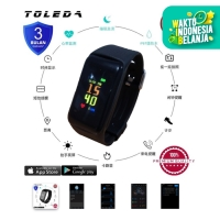TOLEDA Smartband TLW B3 Original 100% Smartwatch