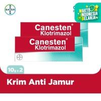 Canesten Cream anti jamur 10 gram x 2 Unit