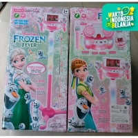 Maianan Anak MICROPHONE FROZEN 6807 DOUBLE MIC MP3 - KADO MAINAN MIC