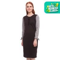 Yoenik Apparel Hand Square Dress Black M12373 R13S4