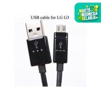 Kabel Data LG G3 G4 ORIGINAL Micro USB ORI 100% USB CABLE LG G Pro