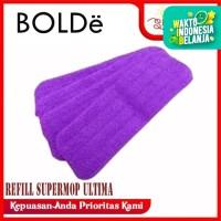 BOLDE REFILL SPRAY MOP ULTIMA (100% ORIGINAL) - UNGU