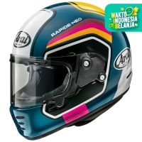 Arai SNI Rapide Neo Number Helm Full Face - Blue
