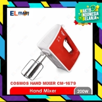 COSMOS hand mixer turbo CM-1679 original