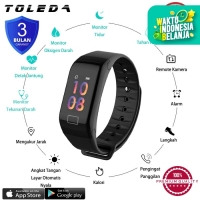 TOLEDA SmartBand TLW T1Plus Original 100% SmartWatch