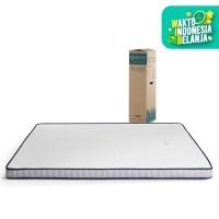 Quantum Mattress Topper Plus 10cm - Kasur Busa Springbed Spring Bed - 90 x 200