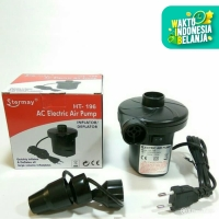 Electric Air Pump Pompa Kasur Sofa Angin, Kolam Spa, Vacuum Blow