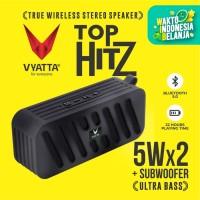 VYATTA Top Hitz TWS Speaker - Stereo, Bluetooth, USB/TF - ULTRA BASS