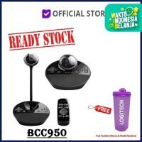 Logitech BCC950 Conference Cam WebCam Camera