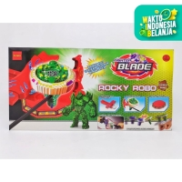 Mainan Anak Gangsing Fighter Blade - Mainan Beyblade dan Arena