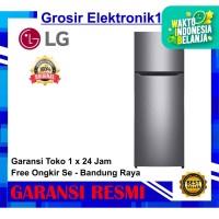 LG Kulkas 2 Pintu GN-B215SQMT Kulkas 2 Pintu [209 Liter]