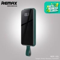 REMAX Tangee Series Wireless Power Bank 10000mAh RPP-105 - GREEN