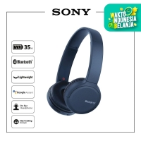 SONY WH-CH510 Blue On Ear Wireless Headphone / CH510 / CH-510