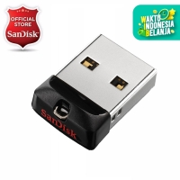 SanDisk Cruzer Fit 16GB CZ33 Flashdisk