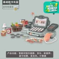 MB241 Mainan Anak Perempuan Cash Register Sensor Suara / Kasir Kasiran