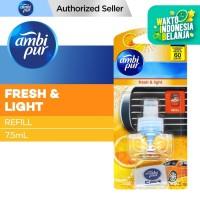 AmbiPur Car Fresh and Light Refill 7.5ml