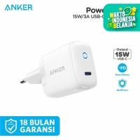 Wall Charger Anker Powerport C1 White - A2018
