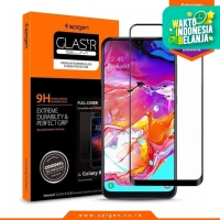 Tempered Glass Galaxy A50s / A70s Spigen Glas tR Full Cover
