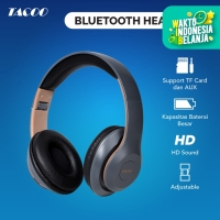 TACOO Wireless Headphone TEH0427 Bluetooth 4.2 Powerful Bass Portable